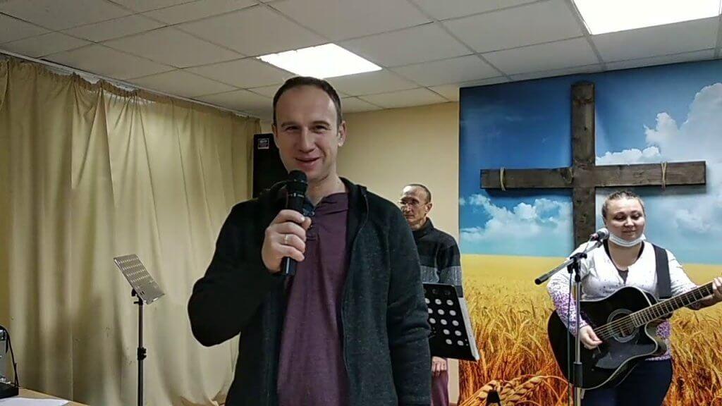 Трансляція служіння церкви Божої Слави (15-11-2020)